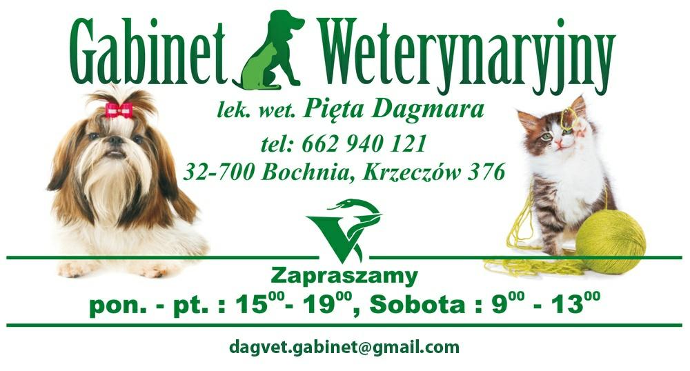 Dagvet - Weterynarz w Bochni